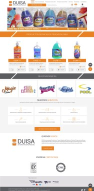 E-commerce DUISA