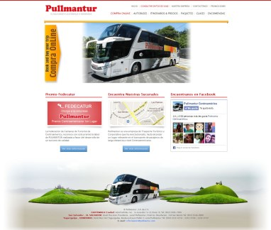E-Commerce Pullmantur
